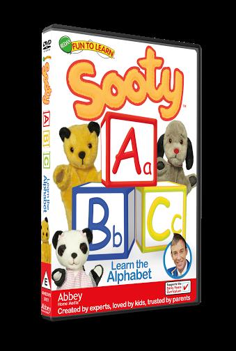 Sooty DVD