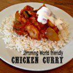 My Super Skinny Chicken Curry Recipe