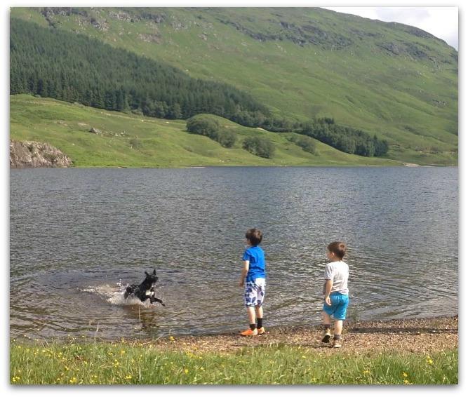 Loch Lubhair 1