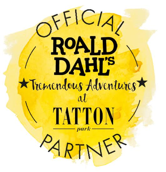 Roald Dahl Blogger Badge