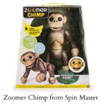 Review: Zoomer Chimp from Spin Master