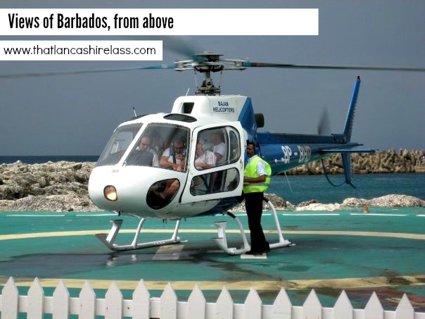 Barbados Helicopter Tour