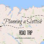 Our 2017 travel plans: Scottish road trip