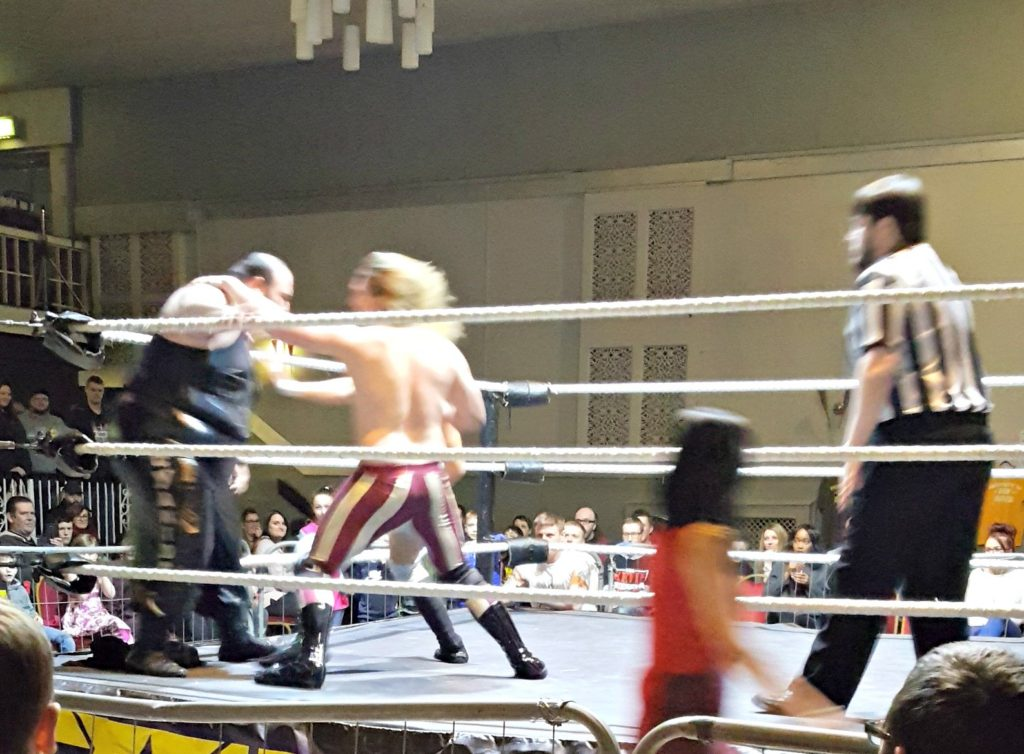 Grand pro wrestling
